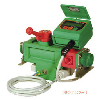 Polmac Pro-Flow 1 Digital Flowmeter, 12V